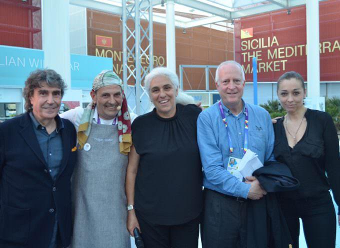 Stefano D'Orazio a Expo 2015 racconta la sua Pantelleria: rara, nera e vera, perché quest'isola è  qualcosa di raro