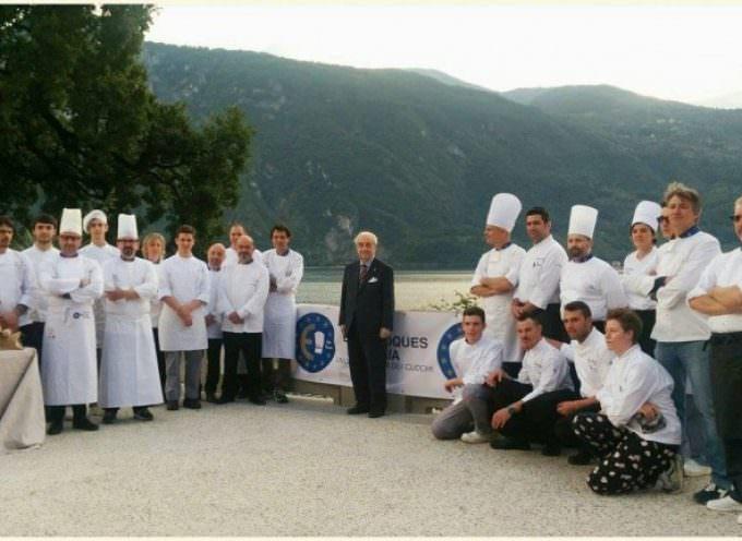 Villa Lario: Enrico Derflingher riconfermato presidente Euro Toques International