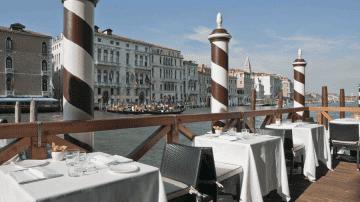 Venezia: Brunch con vista sul Canal Grande presso l'Hotel Centurion Palace