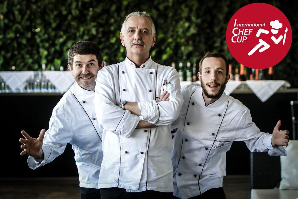 Expo-International Chef Cup 2015: Chef contro Chef, l'un contro l'altro armati…