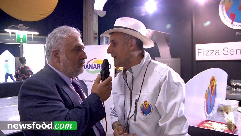 Il Guappo Amoriello, Giudice al Campionato Mondiale della Pizza senza Glutine (video)