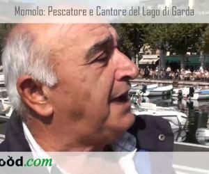 Momolo, l'ultimo pescatore professionista del Lago di Garda ci racconta il suo Lago (Video)