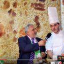 Nicola Fiasconaro e il figlio Mario nello stand-Panettone a Tuttofood 2015 (Video)