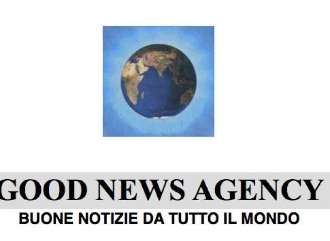 Good News Agency, l'agenzia delle buone notizie … finalmente una buona notizia!