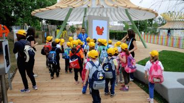 Sono due milioni gli studenti attesi a Expo 2015