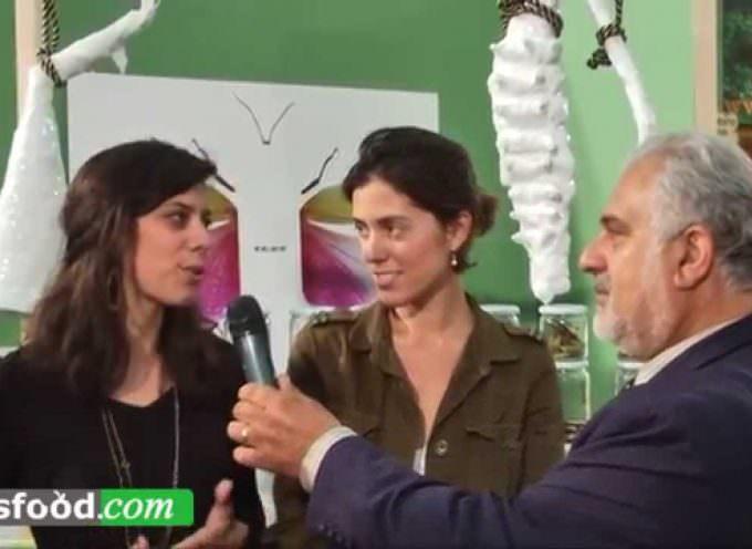 Taboolata: Green Ham, il cibo del futuro sono gli insetti – Agrinatura 2015 (Video)