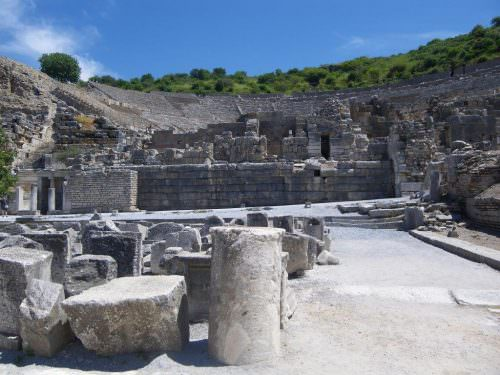 Teatro greco, Efeso