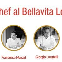 Bellavita London 2015 – Top Chef: Aldo Zilli, Francesco Mazzei, Giorgio Locatelli e… Massimo Bottura!