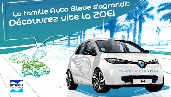 I colori di Nizza: Costa Azzurra ed Energia Verde con 200 Auto Blu