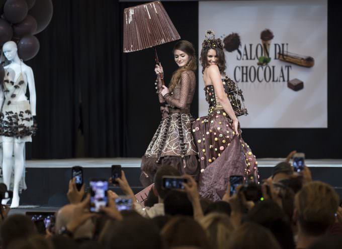 Salon du Chocolat:  a Milano il connubio tra moda e cioccolato