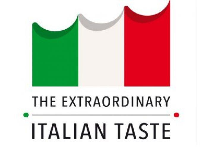 """Made in Italy, """"The Extraordinary Italian Taste"""", un brand dal valore inestimabile, ecco il nuovo Logo"""