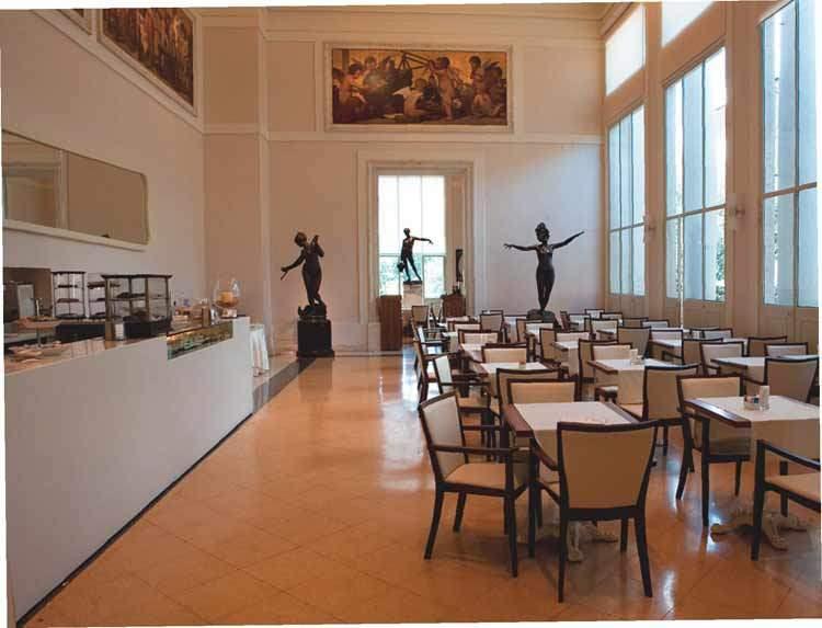 Ristoranti e Musei:  Gusto e Arte a km zero