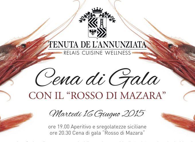 Gamberone Rosso di Mazara del Vallo: Cena di Gala in onore dell'Imperatore del Mar di Sicilia