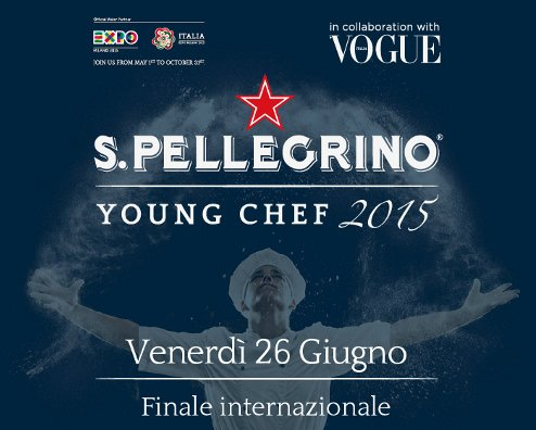 S.Pellegrino Young Chef 2015