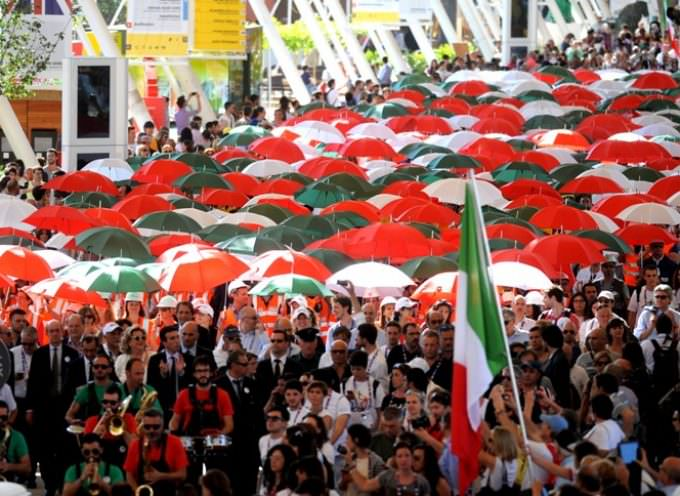 Il Presidente Mattarella a Expo Milano2015, venerdì 5 giugno