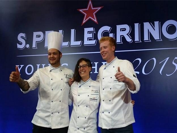 S.Pellegrino Young Chef 2015 … the winner is Mark Moriarty