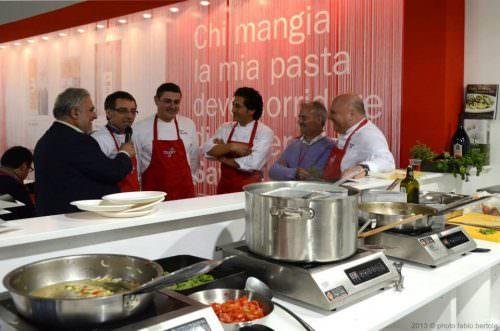 Antonio Maselli con Antonio Di Nunno, Peppe Zullo e Pietro Zito  intervistati da Giuseppe Danielli, Newsfood.com