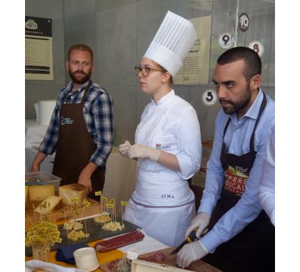 Birrificio Angelo Poretti, salumificio Terre Ducali e Alma: un'unione all'insegna del gusto e della freschezza