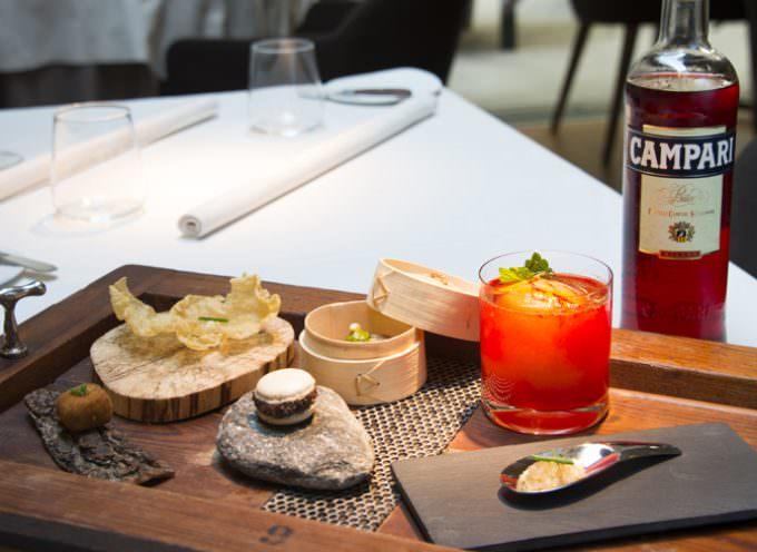 Milano: Campari porta l'aperitivo a tavola nei migliori ristoranti della città