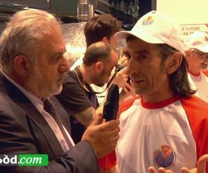 Graziano Bertuzzo: la Pizza è nata a Napoli ma si è laureata a Caorle  (video)
