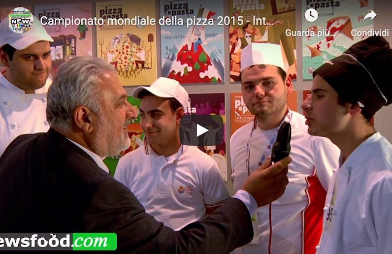 I cugini Villani: Pizzaioli DOC al Campionato Mondiale Pizza 2015 (Video)