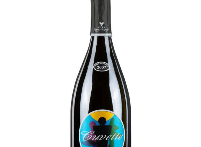 Villa Franciacorta dedica a Expo il suo fiore all'occhiello: l'intrigante Cru Cuvette Brut 2007