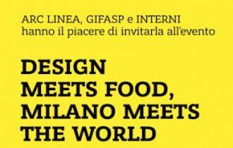 Good design, food design – Interior and exterior food landscapes