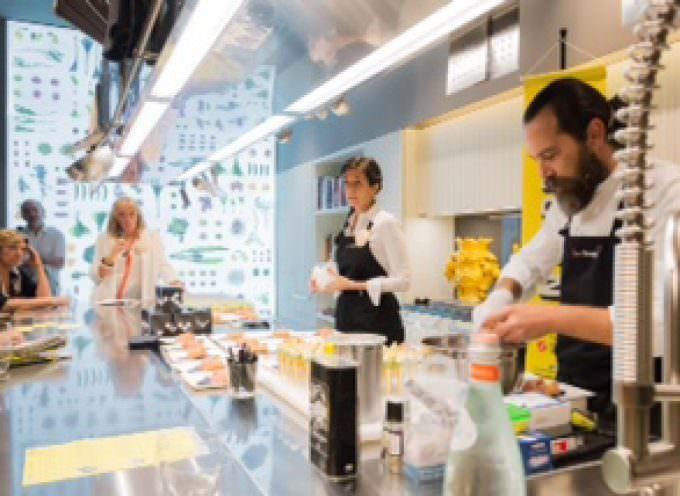 """""""Conversazioni sulla creatività"""": Ne parlano Fabrizio Sansoni, food stylist, designer & chef e Francesca Meana, paper designer"""