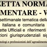 Gazzetta Normativa Alimentare Web: Vino (Settimana 25/5/2015 – 30/5/2015)