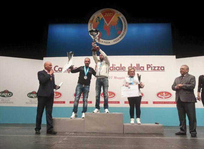 Federico Visinoni di Aprilia è il Campione del Mondo della Pizza in Teglia (Intervista)