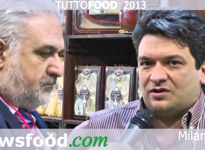 La Fabbrica della Pasta di Gragnano a Tuttofood 2013: Ciro Moccia (Video)