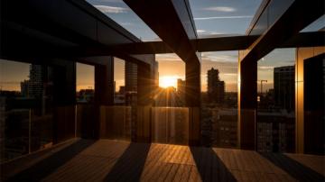 Serata inaugurale del LaGare Rooftop-bar del nuovo Hotel LaGare Milano Centrale