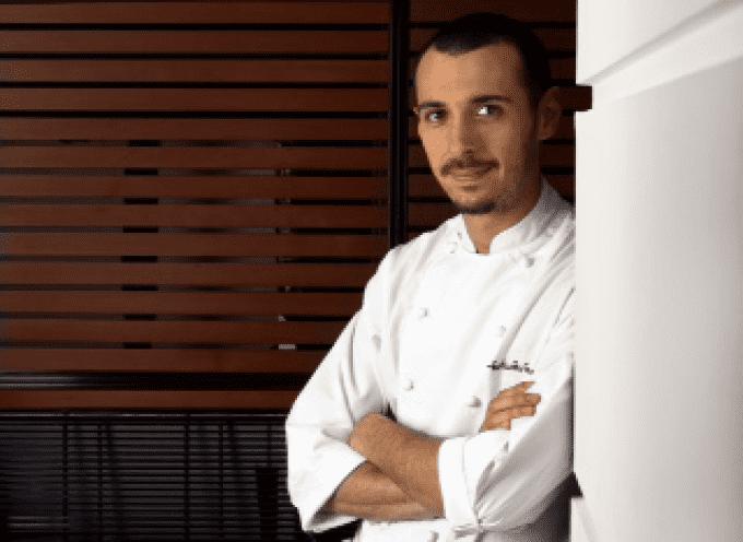 Abbiategrasso: Lo chef Luca Sacchi, braccio destro di Cracco, protagonista all'Annunciata