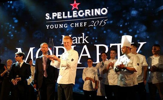 S.Pellegrino Young Chef 2015: Il vincitore è Mark Moriarty