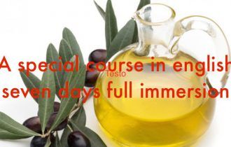 In September a special course on Extra-Virgin Olive Oil at Assisi (Italy)
