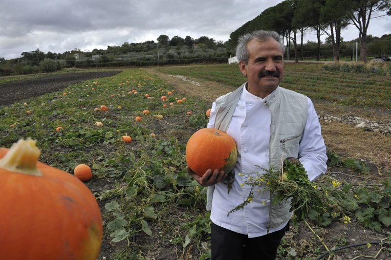 Peppe Zullo in TV, il giro del mondo in 60 giorni del cuoco contadino di Puglia