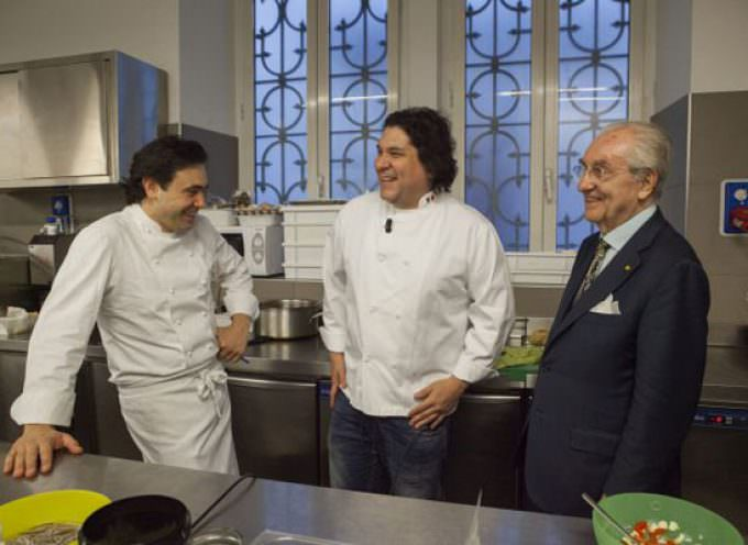 Al Ristorante Daniel i piatti dello chef peruviano Diego Oka
