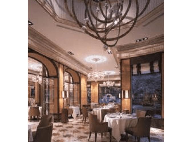 Il ristorante Acanto dell'Hotel Principe di Savoia celebra la tradizione toscana