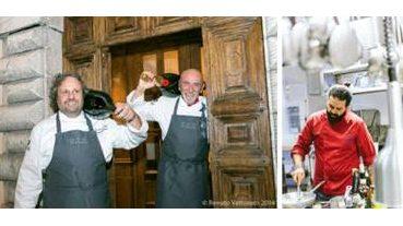 """Venerdì 26 giugno il Convito di Curina a Castelnuovo Berardenga (SI) farà da palcoscenico a """"The Flying Ceff"""""""