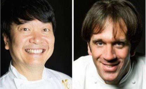 Yasuhiro Sasajima e Davide Oldani