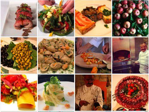 i piatti di Peppe Zullo