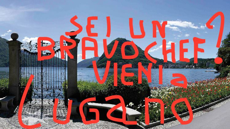 Cercasi chef per lavoro in Villa a Lugano