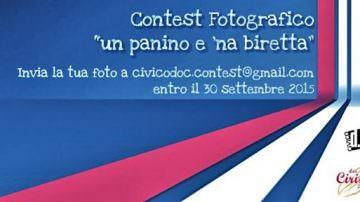 """""""un panino e 'na biretta"""", Contest Fotografico dar Ciriola e Civico d.o.c"""