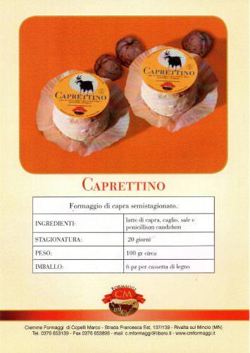 CM Formaggi - CAPRETTINO