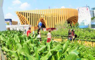 La Francia all'Expo 2015: visita al padiglione