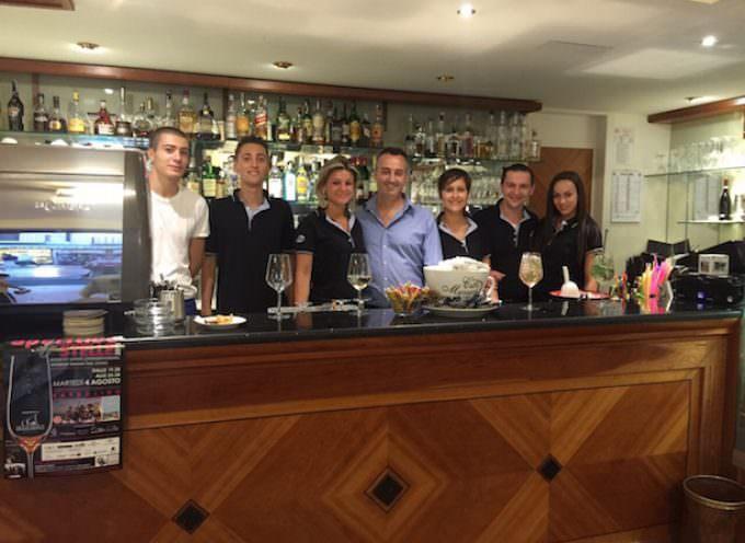 Bar Caffè Matteotti, Bardolino sul Garda: spritz e simpatia