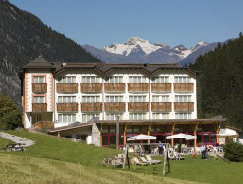 Bella Vista Hotel Trafoi 1.500 m