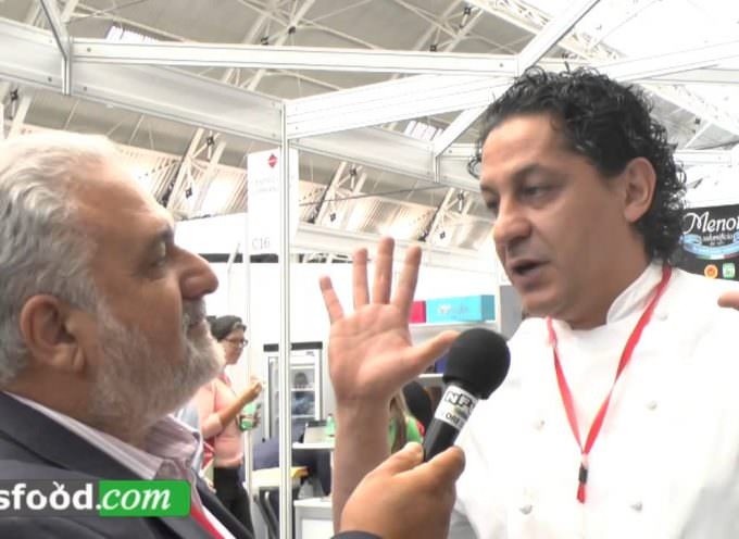 Francesco Mazzei Chef al Bellavita Expo 2015 (video)