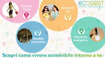 EcoSost aggrega i protagonisti della green economy e della sostenibilità