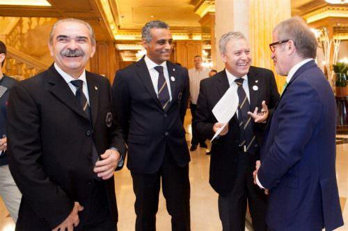 Fiorenzo Detti, Hosam Eldin Aboueleyoun , Antonello Maietta e Roberto Maroni (2)